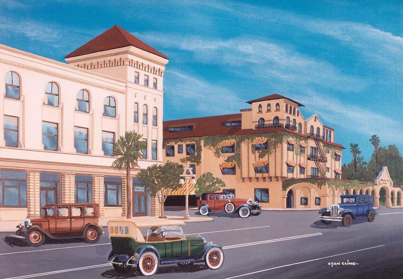Mission Inn 7th Street View