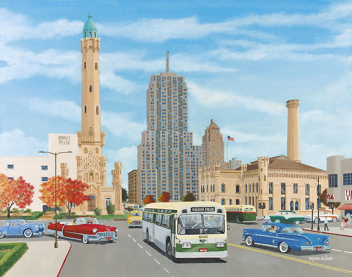 Chicago Water Tower (1960)