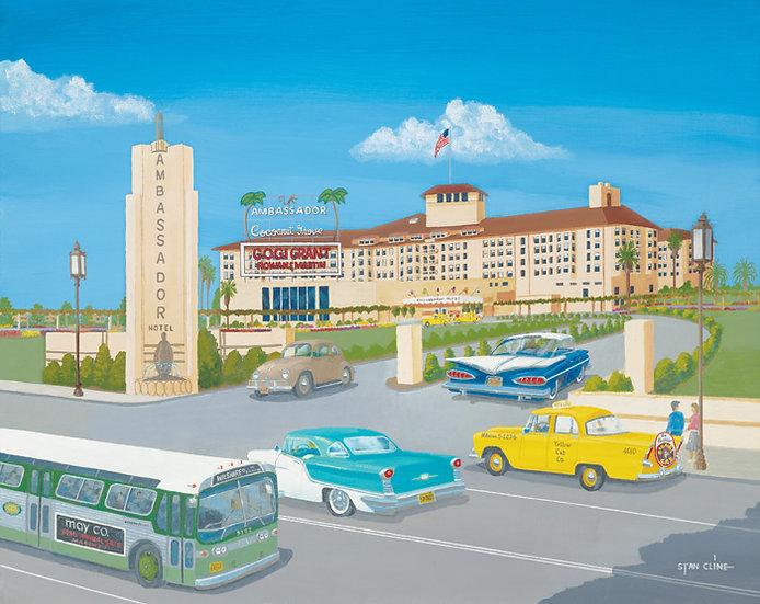 Ambassador Hotel, Coconut Grove, LA (1958)