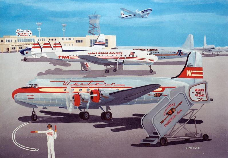LA International Airport (1950)
