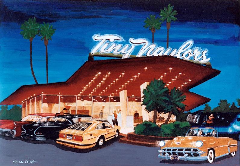 Tiny Naylors, Hollywood (1984)