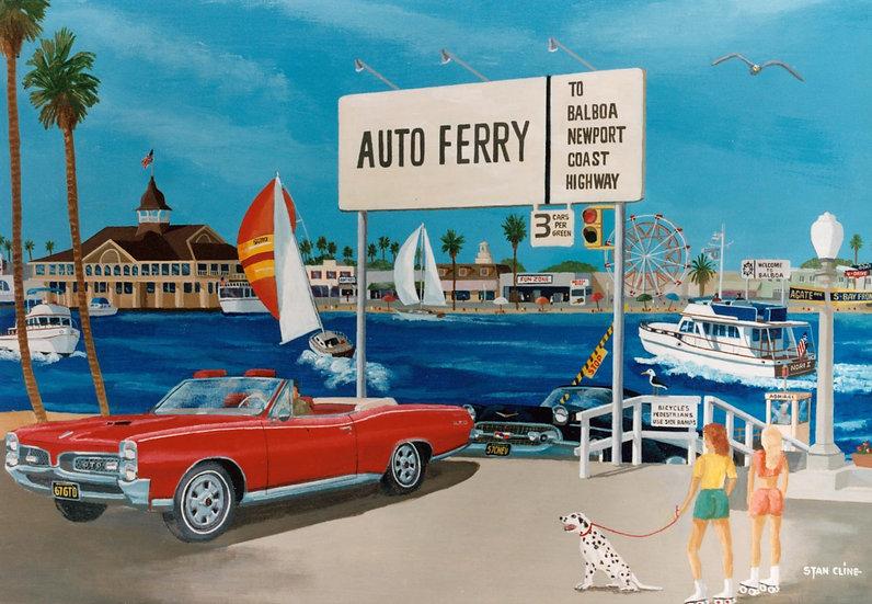 Newport/Balboa Island Ferry (1967)