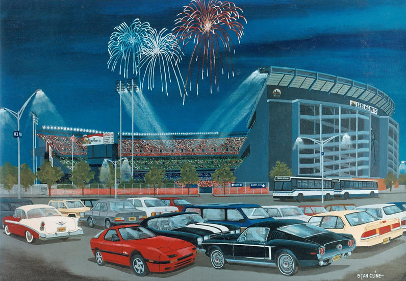 Shea Stadium (New York Mets) (1990)