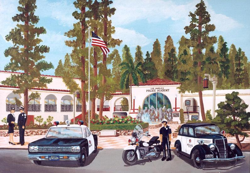 Los Angeles Police Academy, Elysian Park (1971)