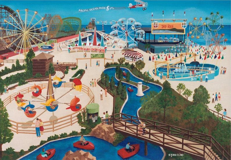 Pacific Ocean Park (Rides) (1957)