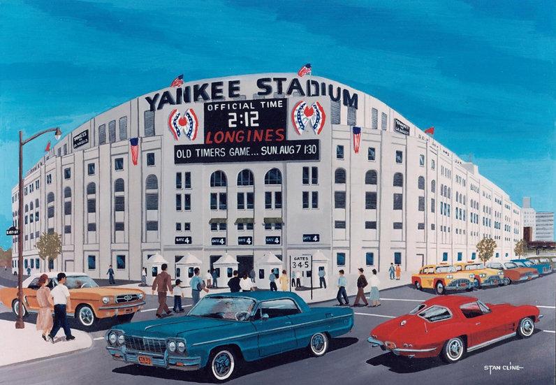 Yankee Stadium (New York Yankees) (1964)