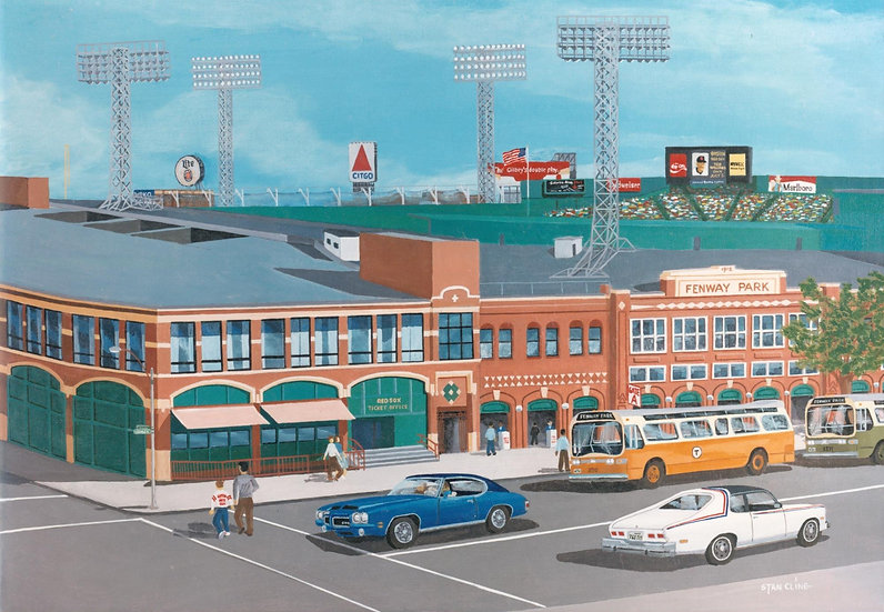 Fenway Park (Boston Red Sox) (1975)