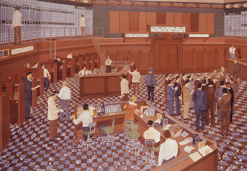 Los Angeles Stock Exchange (1935)