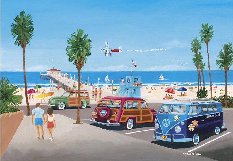 Manhattan Beach Pier (1965)