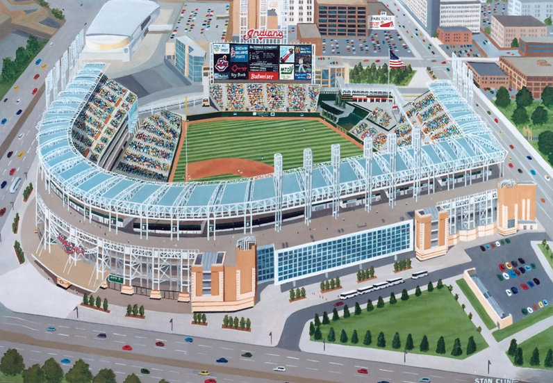 Jacobs Field (Cleveland Indians) (1994)