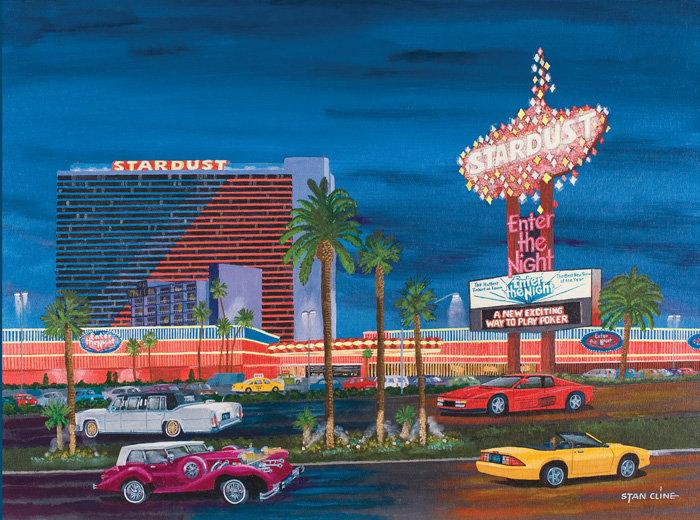 Stardust Hotel, Las Vegas (1991)