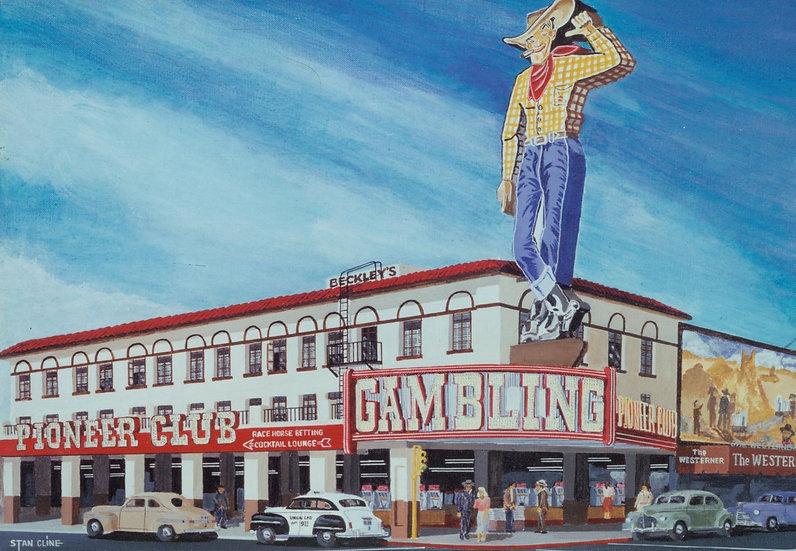 Vegas Vic/Pioneer Club (1948)