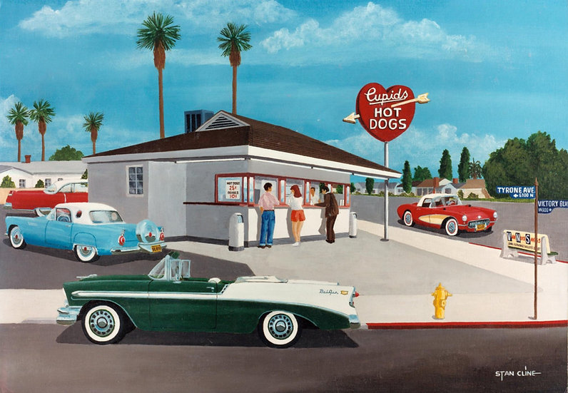 Cupid's Hot Dogs, Van Nuys (1956)
