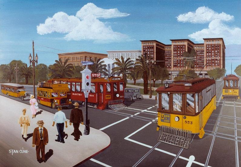 Biltmore Hotel (Pershing Square) L.A. (1925)