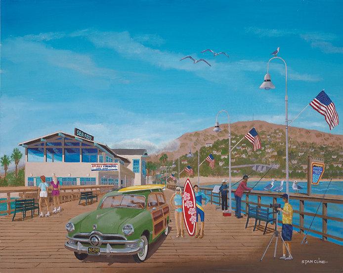 Ventura Pier, Ventura (2011)