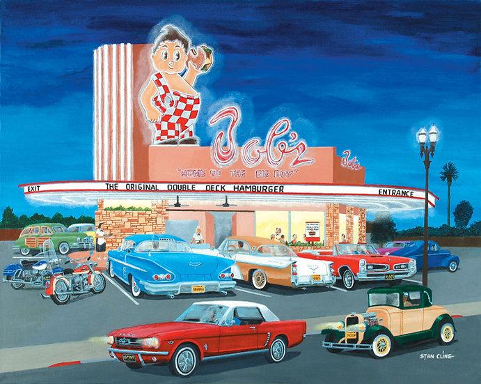 Bob's Big Boy, Glendale (1966)