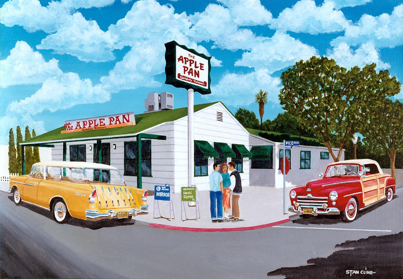 Apple Pan, West Los Angeles (1955)