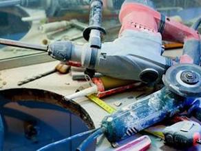 Industria de la Construcción: optimizando el uso y control de las pequeñas herramientas