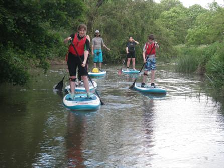 Club paddle