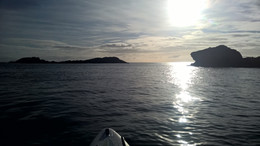Evening Paddle in Anglesea