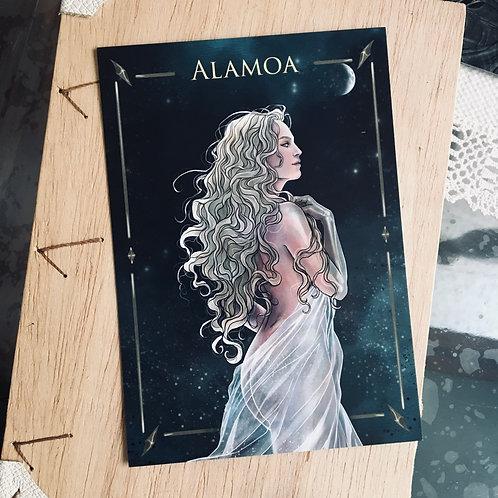 Card Alamoa