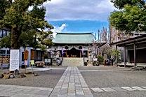 亀戸香取神社拝殿 画像:神社メモ様より拝借