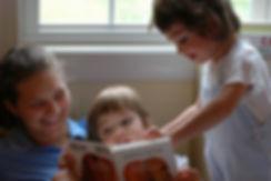 Care nanny in Williamsburg and Hampton Roads