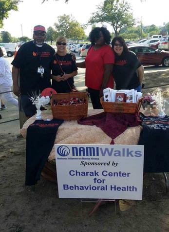 Team Charak at NAMI Walk