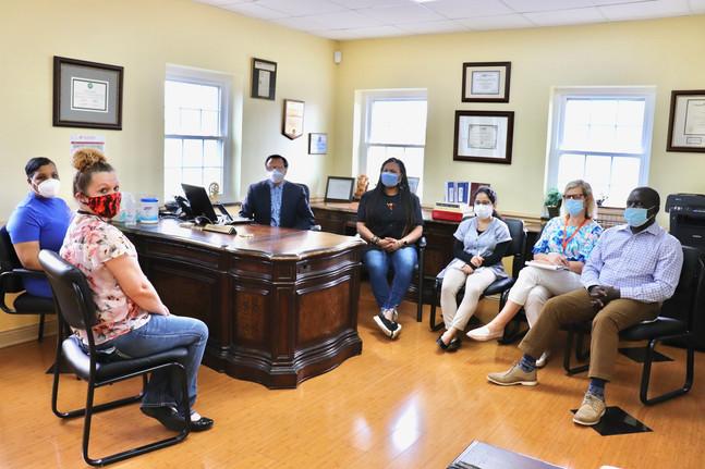 Charak Center Mentorship Program