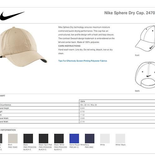 MVH Logo Hat/Cap - light weight - very comfortable