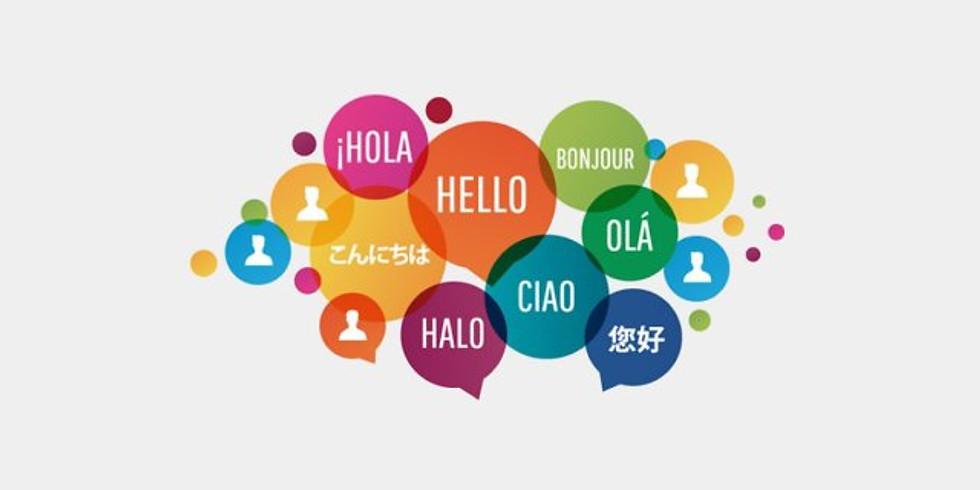 MEET UP!LANGUAGE EXCHANGE
