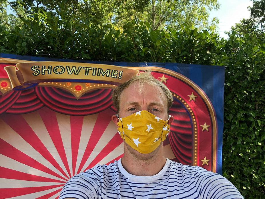 covid safe circus skills