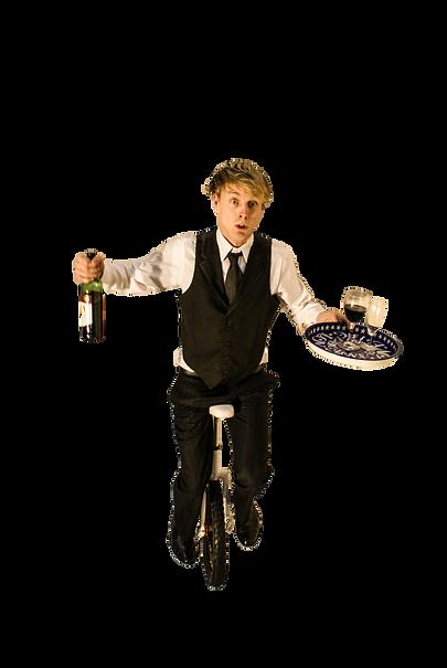 waiter on wheels