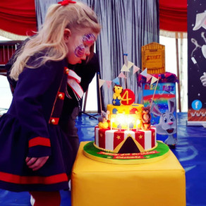 A fantastic 4th birthday party and when you should consider a party planner