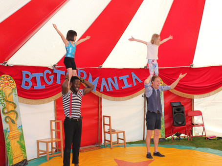 The ultimate Greatest Showman theme children's party