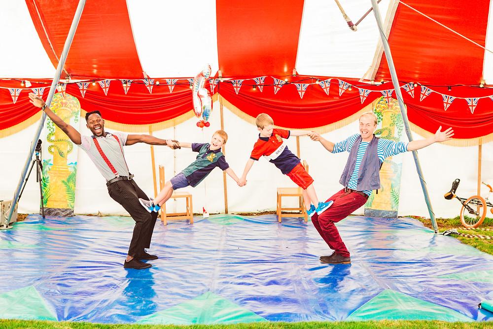 children's entertainers from Bristol