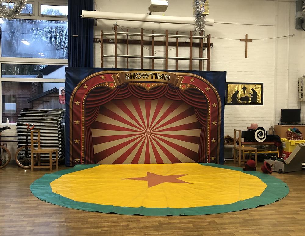 London Primary School Circus Workshop Provider