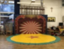 Circus Skills Workshop Supplier in Bristol