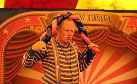 Big Foot The Clown Circus Entertainment