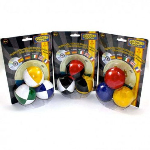 Juggle Dream -Balls and DVD