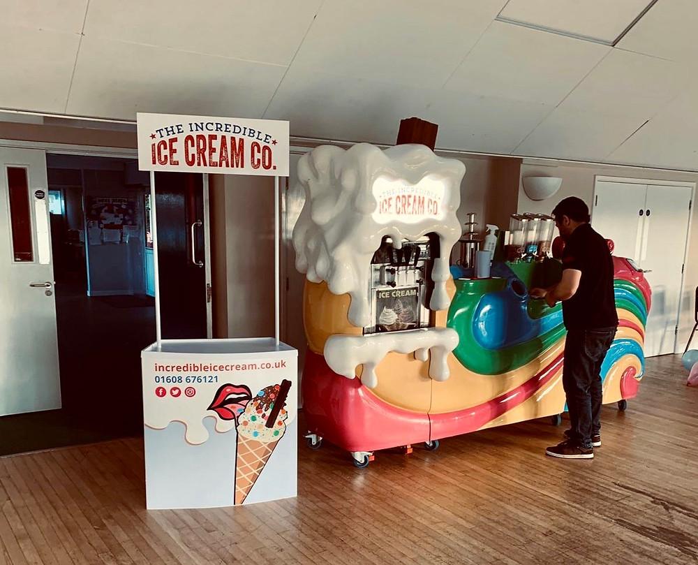 incredible ice cream company