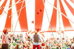 Greatest_showman_Kids_party_London_enter