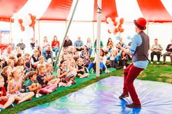 Circus Theme Kids Parties UK