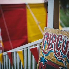 Unique Children's Party | Circus Theme | In a Big Top
