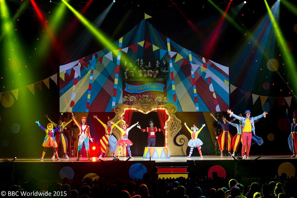 circus show uk