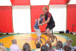 children's circus party