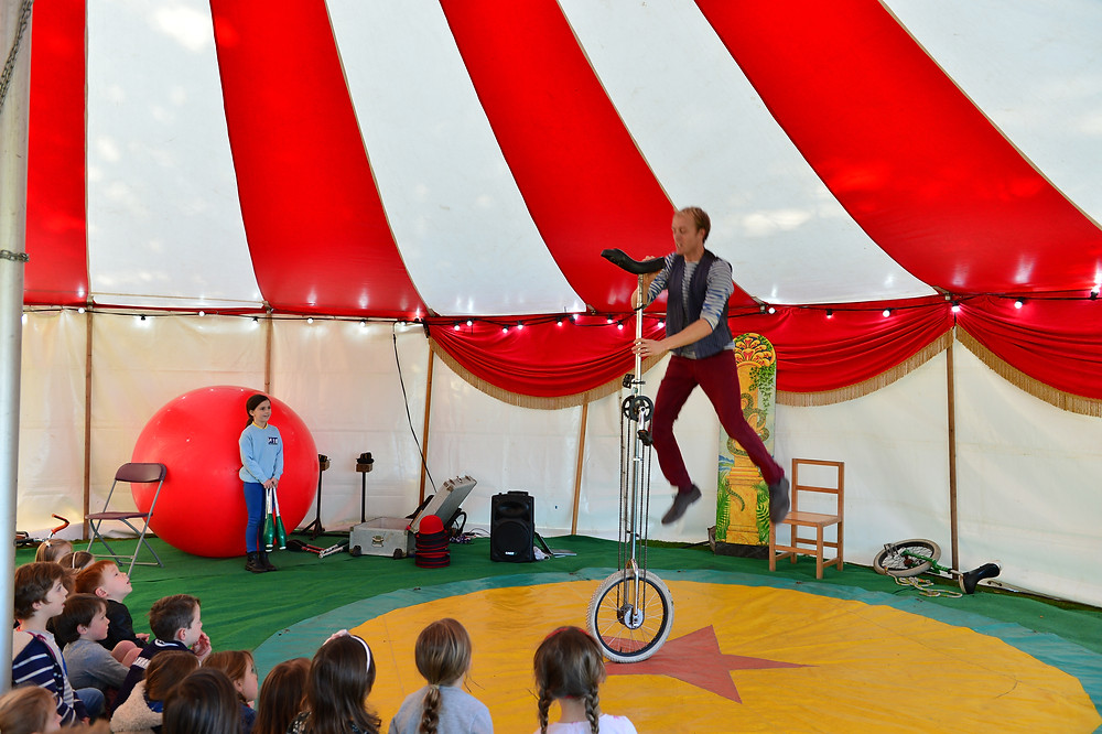 Children's Party Entertainer | Circus Theme Party