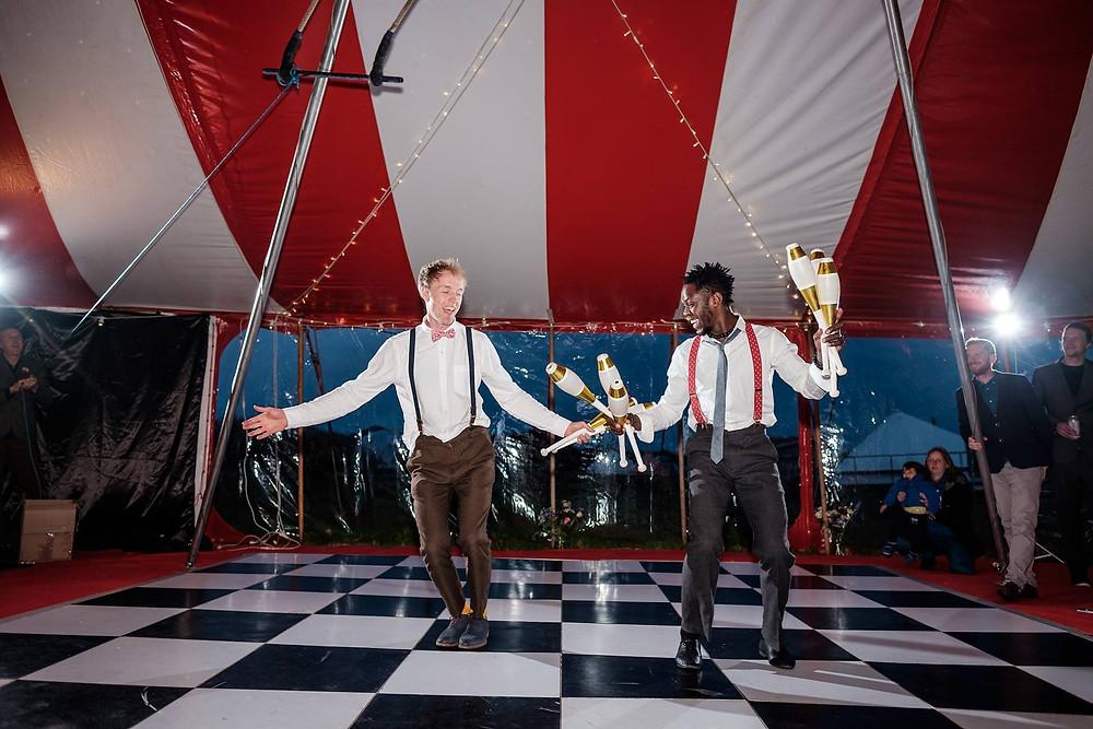 UK Circus Performers