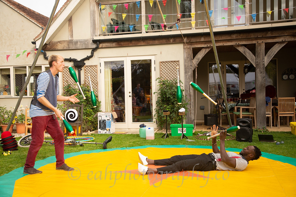 Children's Party Entertainer   Circus Theme Party   Luxury Parties   United Kingdom