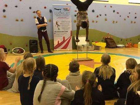 Children's party entertainers in Bristol